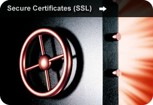 Secure Certificates (SSL)
