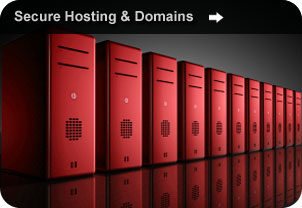Secure Hosting & Domains
