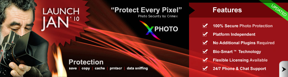Digital Photo Protection